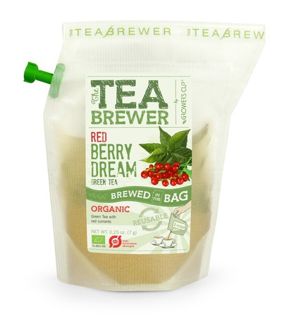 Red Berry Dream groene thee